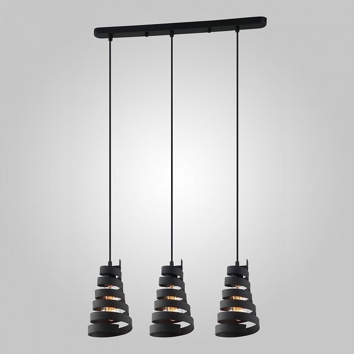 Подвесной светильник 50058/3 черный