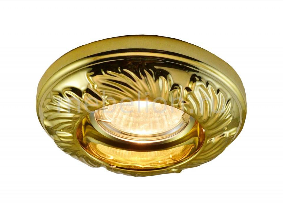 Встраиваемый светильник Plaster A5244PL-1GO mebelion.ru 520.000