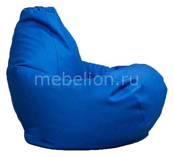 Кресло-мешок Dreambag Синяя ЭкоКожа XL цена