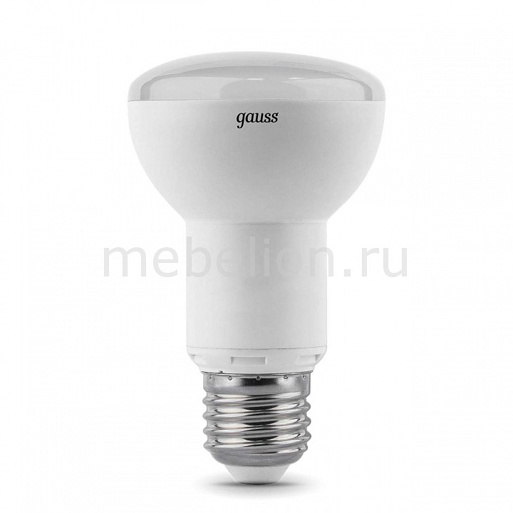 Лампа светодиодная Gauss E27 9Вт 150-265В 3000K 106002109 diy 3w 3000k 315lm warm white light round cob led module 9 11v