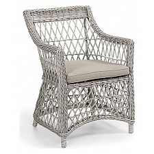 Кресло Brafab Beatrice 5691-5-20 светло-серое