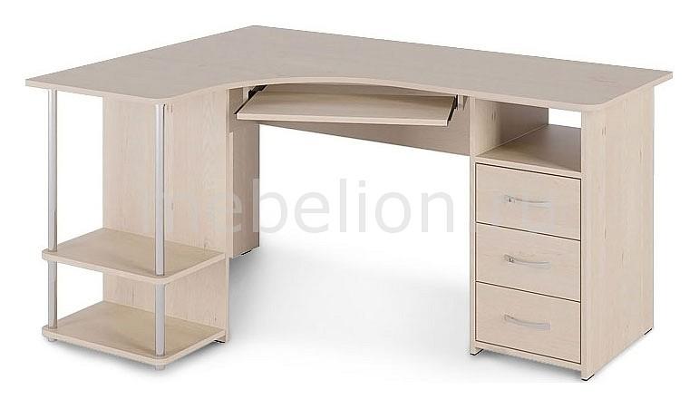 Стол компьютерный Компасс-мебель С 237 стол компьютерный compass с 203 береза снежная