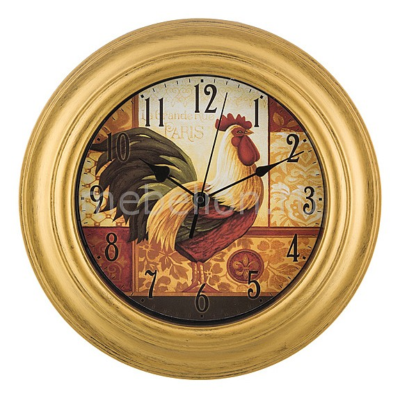 Настенные часы (32 см) Chef kitchen 220-113