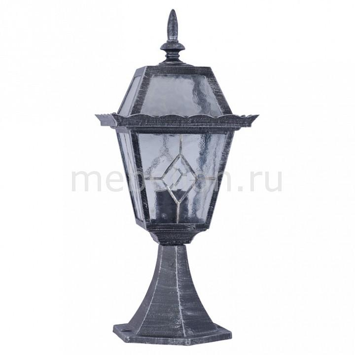 Наземный низкий светильник Arte Lamp Paris A1354FN-1BS arte lamp a1207pa 1bs