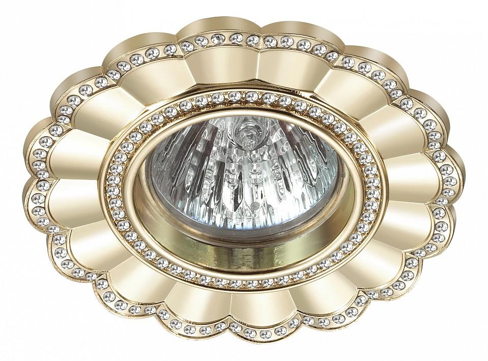 Купить Встраиваемый светильник Candi 370344, Novotech, Венгрия