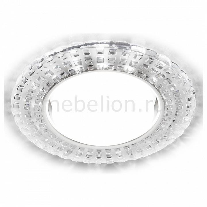 Встраиваемый светильник Ambrella GX53 G230 G230 CL/CH