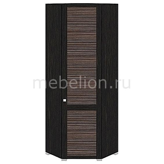 Шкаф платяной угловой Фиджи ШУ(08)_23R венге цаво/каналы дуба