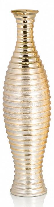 Ваза настольная (45 см) Black & Gold 240338