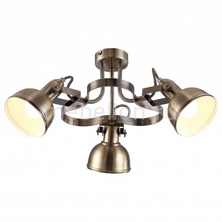 Люстра на штанге Arte Lamp Martin A5216PL-3AB цены