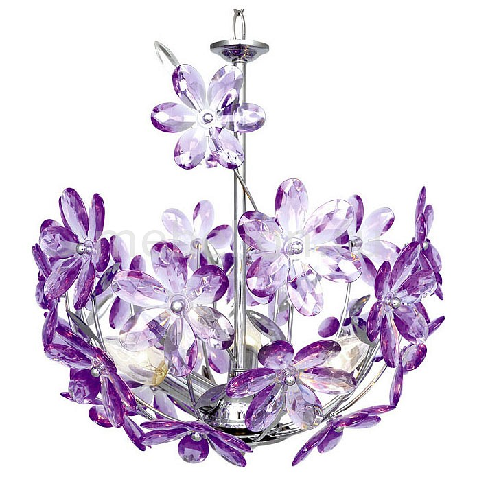 Подвесная люстра Globo 5141 Purple