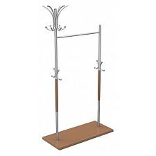 Вешалка напольная Мебелик Вешалка гардеробная Декарт Д 7