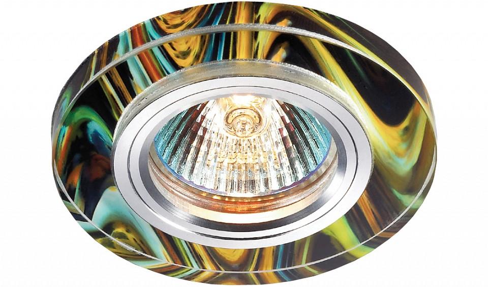 Встраиваемый светильник Novotech 369913 Rainbow