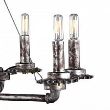 Подвесная люстра Loft LSP-9378 Lussole LSP-9378 Loft