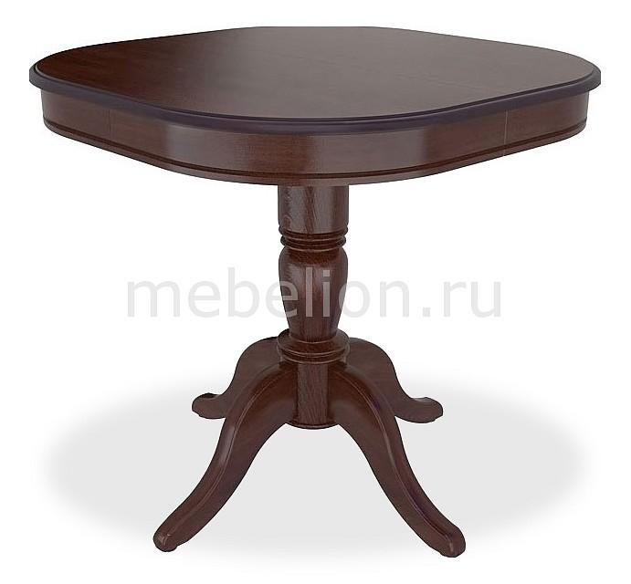 Стол обеденный Столлайн Фламинго 10.06 орех темный стол обеденный столлайн фиоре 01 06 орех темный