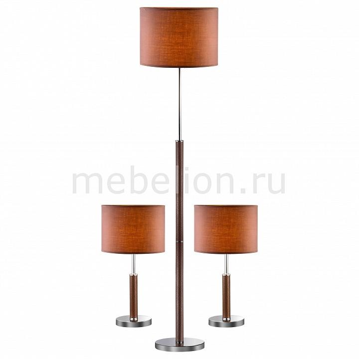 Набор из 2 настольных ламп и 1 торшера Favourite Super-set 1427-SET  цена и фото