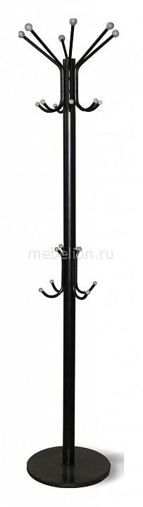 Вешалка напольная Sheffilton Вешалка-стойка SHT-CR450 вешалка sheffilton sht cr450 черный серый