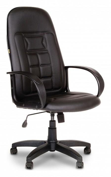 Кресло для руководителя Chairman 727 черный/черный