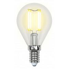 Лампа светодиодная Uniel LEDG456WWWE14 220ВCLPLS02WH Sky