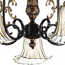 Люстра на штанге ST-Luce SL144.302.05 Vetro