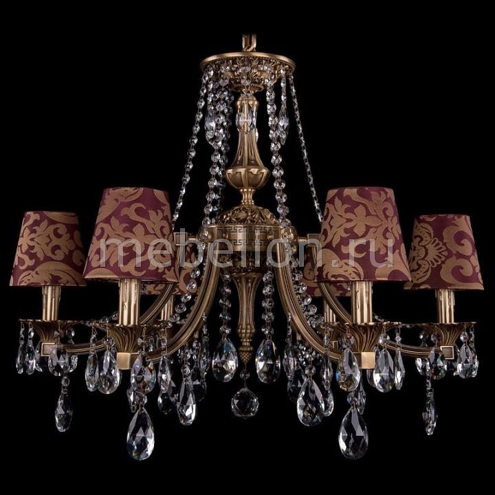 Подвесная люстра Bohemia Ivele Crystal 1771/6/220/A/FP/SH27 1771