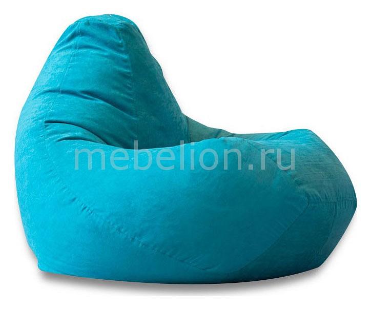 Кресло-мешок Бирюзовая замша II  двухъярусные кровати с диваном в орле