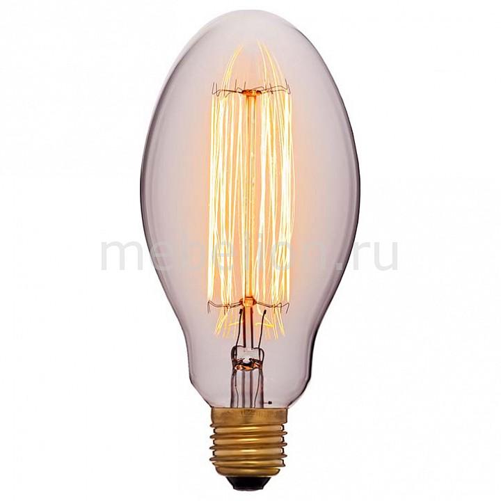Лампа накаливания Sun Lumen E75 E27 240В 40Вт 2200K 052-047 спинотрон sun lumen 078 047