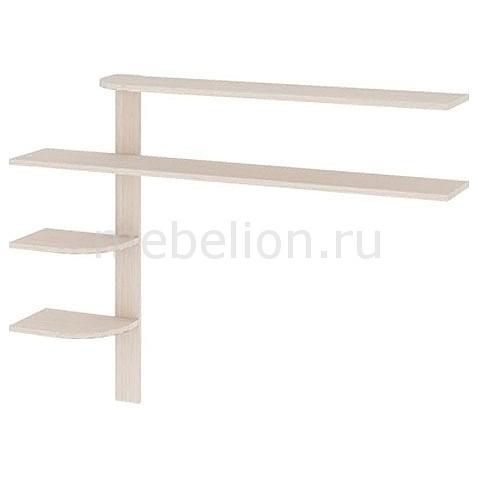 Полка навесная Мебель Трия Фиджи Сс(14) дуб белфорт мебельтрия полка навесная фиджи св 15 дуб белфорт