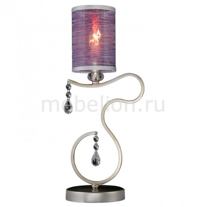 Настольная лампа Crystal Lux декоративная ELISA LG1 crystal lux elisa lg1