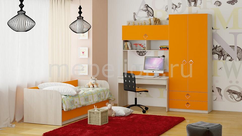 Гарнитур для детской Мебель Трия Аватар ГН-201.010 мебель трия тетрис гн 154 003