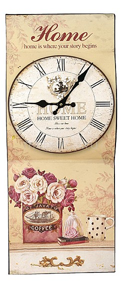 Настенные часы (25х60.5 см) 799-039