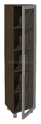 Шкаф Фортуна В5-2В зебра вуд/белый mebelion.ru 8704.000