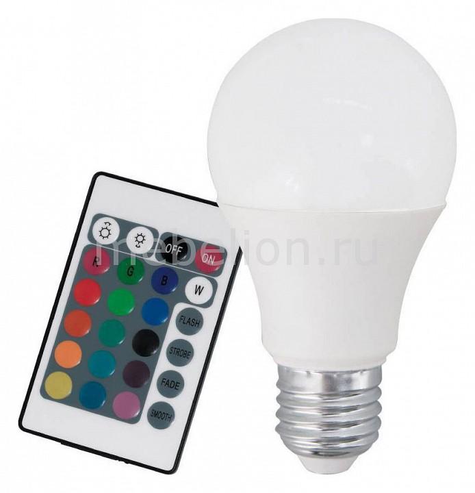Лампа светодиодная диммируемая с пультом ДУ Eglo A60 E27 220В 7.5Вт 3000K 10899 недорого
