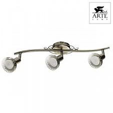 Спот Arte Lamp A5219PL-3AB Focus