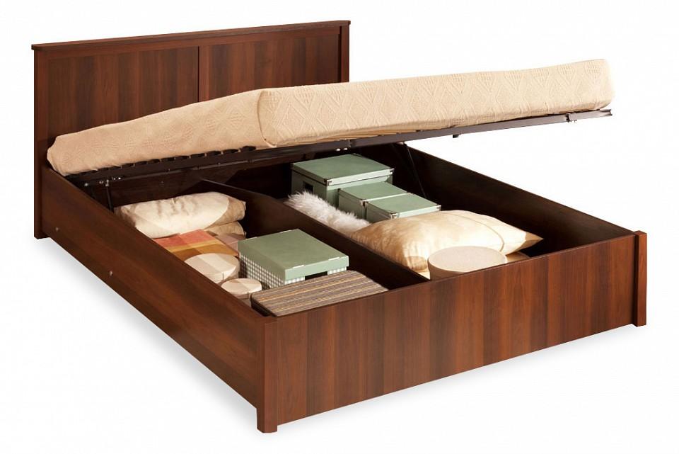 Кровать двуспальная Глазов-Мебель Шерлок 42.2 мебель для спальни кровать джелани б