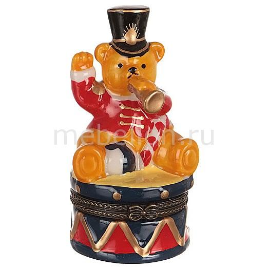 Шкатулка декоративная Медведь 194-092