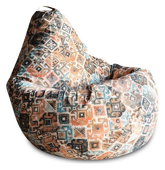 лучшая цена Кресло-мешок Dreambag Ясмин Коричневое XL