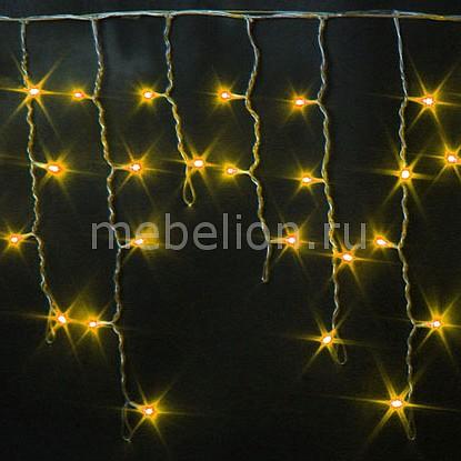 Бахрома световая (3х0.5 м) RichLED RL-i3*0.5-RW/Y бахрома световая 3х0 5 м richled rl i3 0 5 rw ww