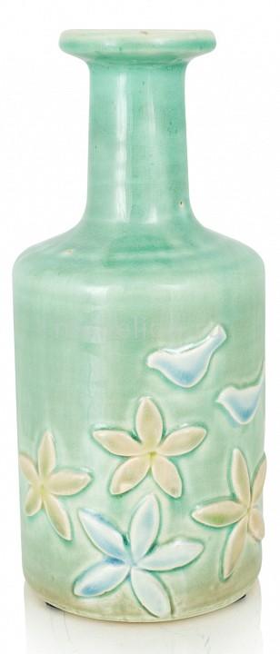 Купить Ваза настольная (26 см) Luzon 241105, Home-Philosophy, Россия, светло-зеленый, керамика