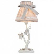 Настольная лампа декоративная Orfeo ARM393-11-W