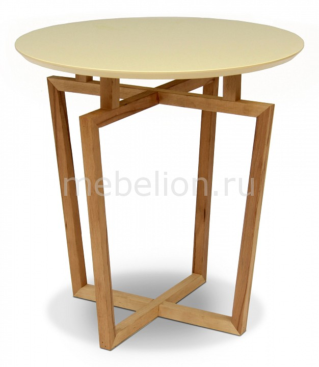 Стол журнальный Мебелик Рилле 440 шатура вешалка напольная рилле 401 бук