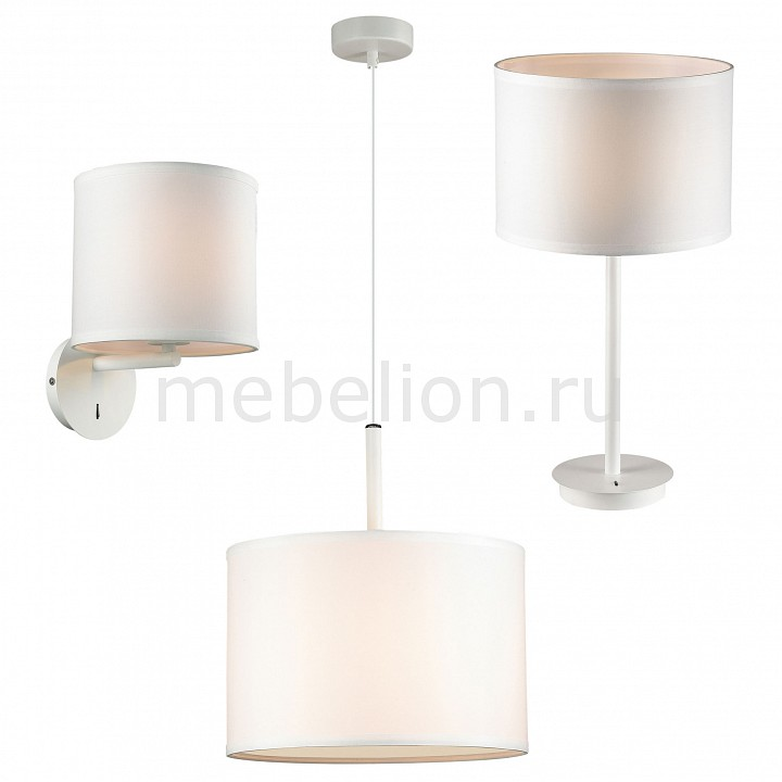 Набор из 3 светильников Favourite Trio-Set 2124-SET favourite подвесной светильник настольная лампа бра favourite trio set 2124 set