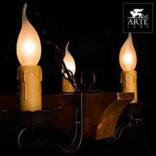 Подвесная люстра Arte Lamp A9525LM-6BR Taverna
