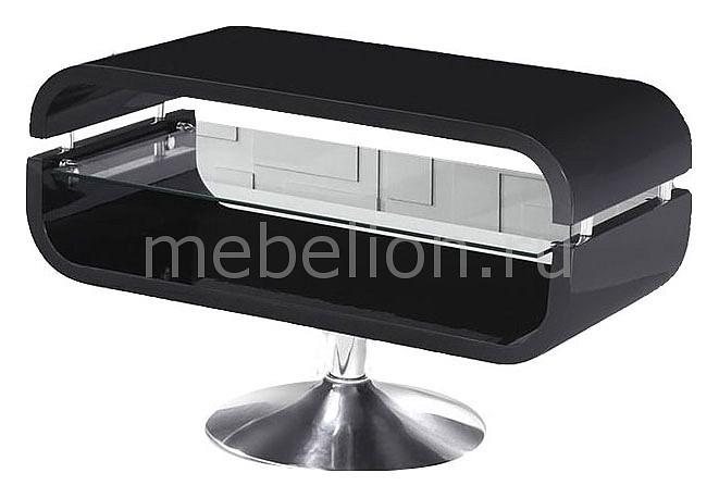 Стеллаж под ТВ TV-098-2 черная