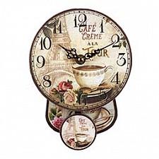 Настенные часы (14х19 см) Art 799-021