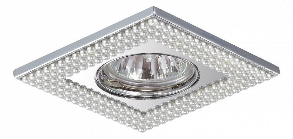 Встраиваемый светильник Novotech 370144 Pearl
