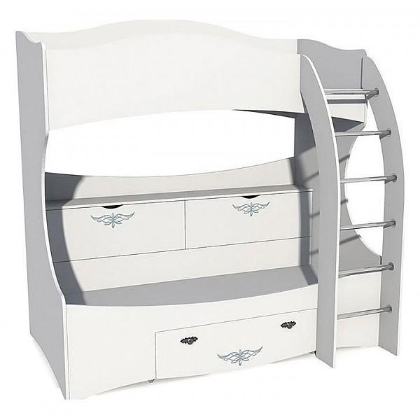 Кровать двухъярусная Сильва