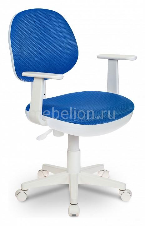 Кресло компьютерное Бюрократ CH-W356AXSN/BLUE бюрократ кресло компьютерное ch w356axsn салатовое