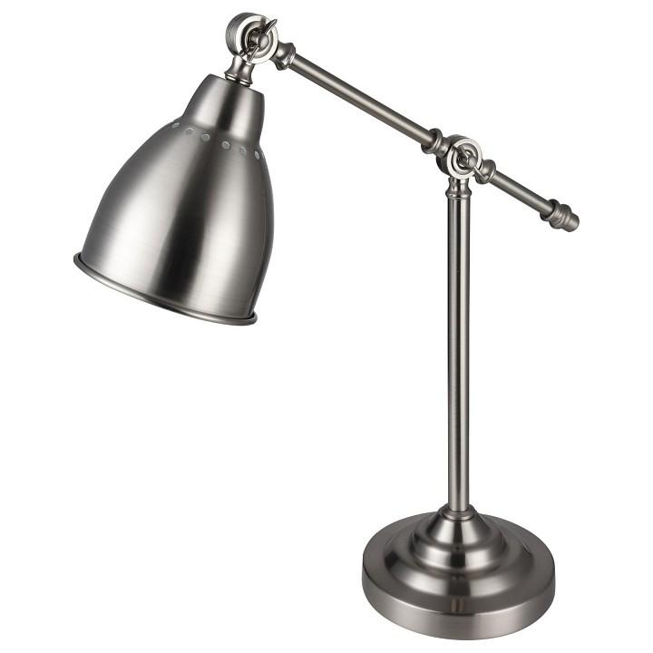 Настольная лампа офисная Maytoni Domino MOD142-TL-01-N настольная лампа офисная maytoni domino mod142 tl 01 n