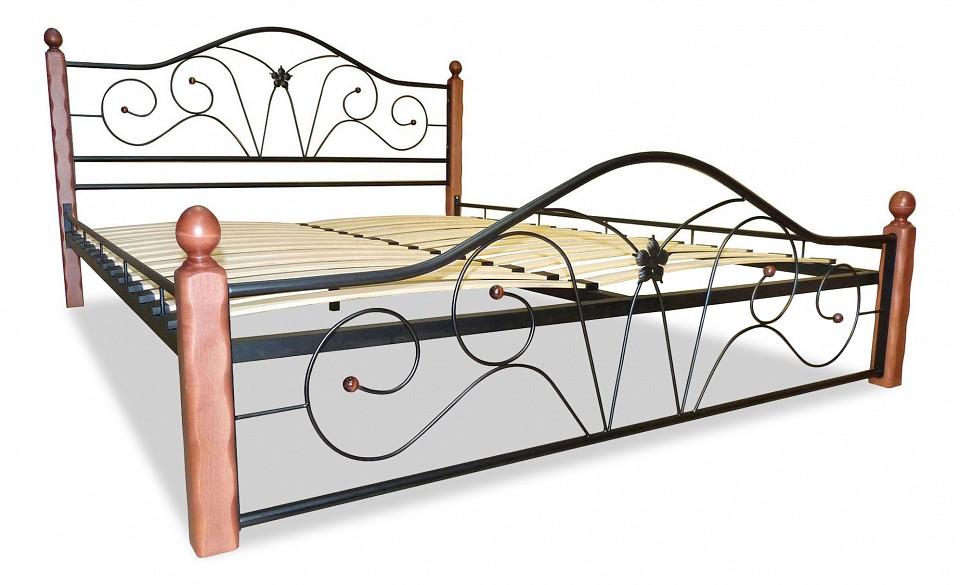 Кровать полутораспальная Мебвилл Селена 1 2000х1200