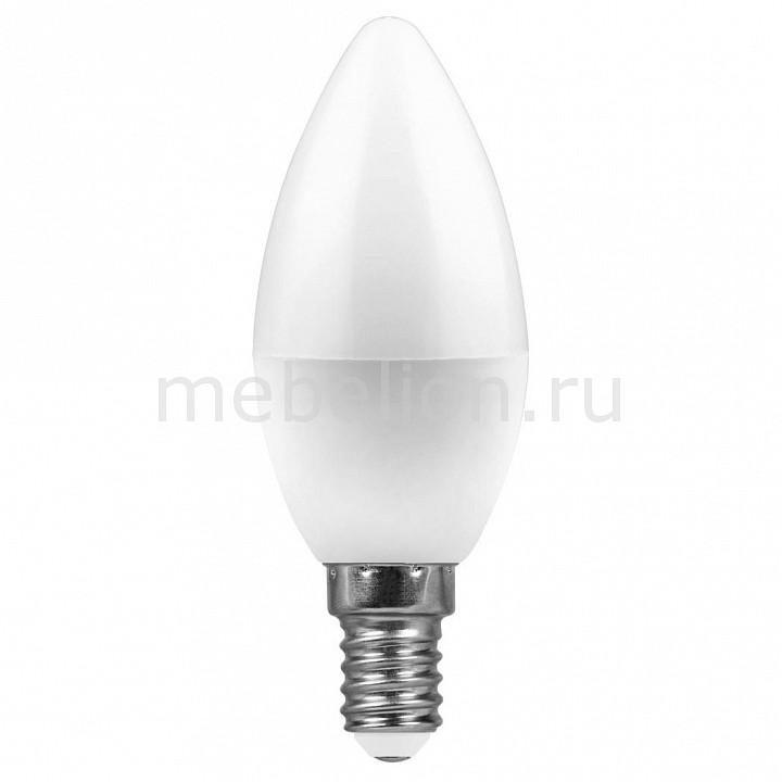 цена на Лампа светодиодная Feron LB-72 E14 220В 5Вт 2700K 25400
